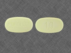 Percocet 10/650mg