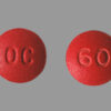 Oxycontin OC 60 mg